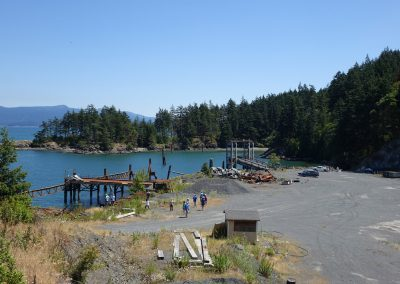 Aiston Preserve (Lummi Island Quarry) Restoration Project