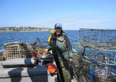 Derelict Crab Pot Removal & Prevention Project